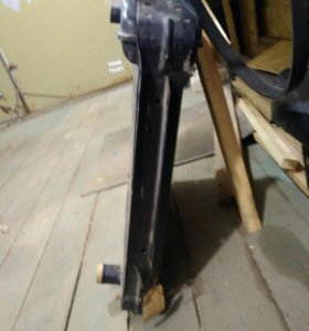 Радиатор охлаждения системы двигателя