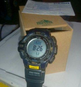 Часы casio protrek-270-2e