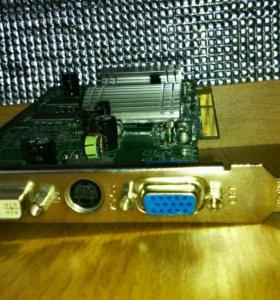 Видеокарта для ПК ATI RADEON 9600