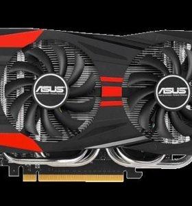 ⚠️⚠️Видеокарта asus GeForce GTX 760 2GB