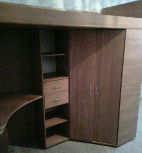 Детская угловая мебель