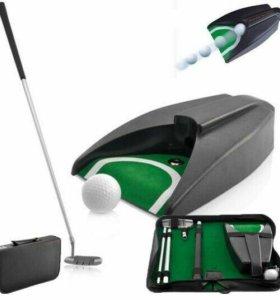 Офисный мини-гольф