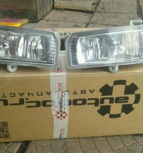 Противотуманки Toyota Camry
