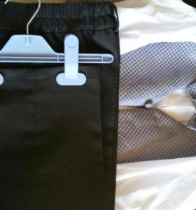 Набор рубашка жилетка бабочка и брюки для мальчика