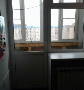 Окно и дверь пластик