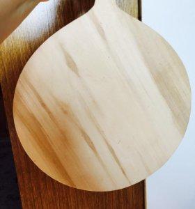 Кухонные принадлежности из натурального дерева