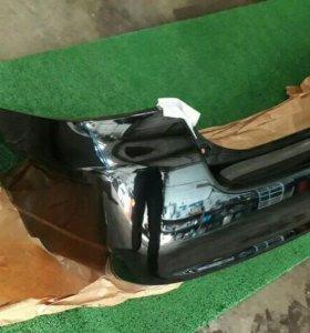 Задний оригинальный бампер на филдер 14# кузов