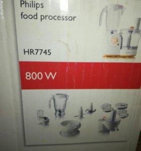 Кухонный комбайн philips hr 7745
