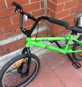 Galaxy Cronus Bike bmx
