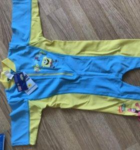 Новый костюм для плавания 104-110
