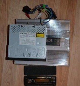 Автомагнитола Calcell CMP-1010 - CD/MP3