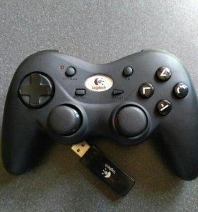 беспроводный геймпад LOGITECH G-X5C11A (для SONY P