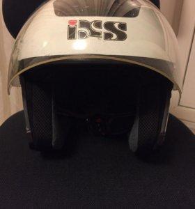 Шлем ixs белый