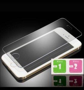 Противоударные стекло для iPhone 6/6s