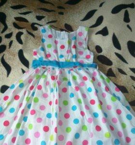 Платья 3-4 года