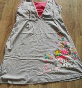 Сорочка для беременных 48-50