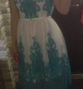 Платье (выпускной, торжество)