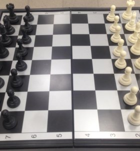 3в1 Шахматы-Шашки-Нарды 30х15см