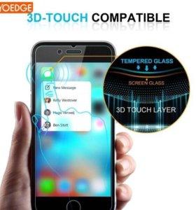 📌Закаленное стекло для iPhone 5/5s 6/6s