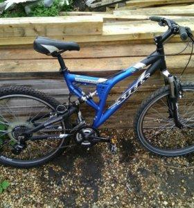 Stels adrenalin алюминиевый велосипед