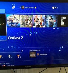 PlayStation 4, 1tb + 15 игр, НОВИНОК!
