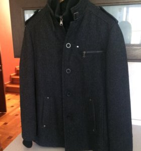 Мужское пальто Zara L