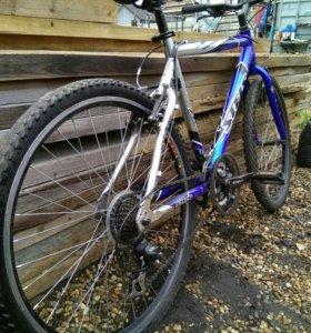 stels 700 алюминиевый лёгкий велосипед