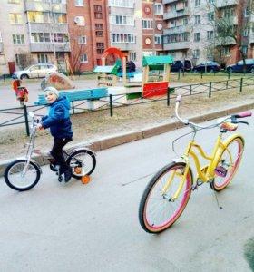 Женский велосипед 🚴 Beach cruiser