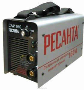 Cварочный аппарат инверторный Ресанта САИ 160