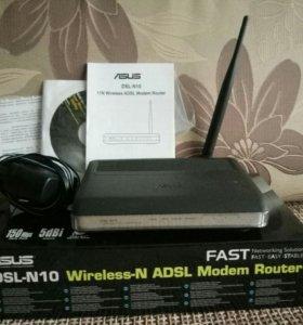 Wireless ADSL Modem Router