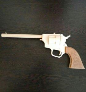 Резинкострел револьвер Кольт