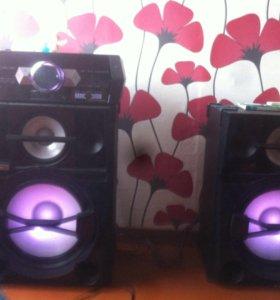 Аудио система sony
