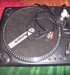 DJ Проигрыватель винила Numark TT 1650 с пластинка
