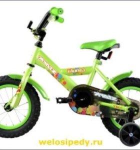 Велосипед 12 дюймов