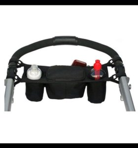 Органайзер для коляски сумка