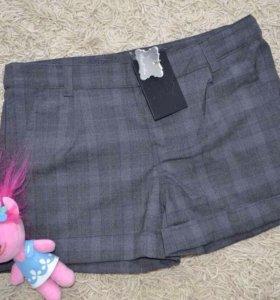 Тонкие шорты для девочки (Италия)