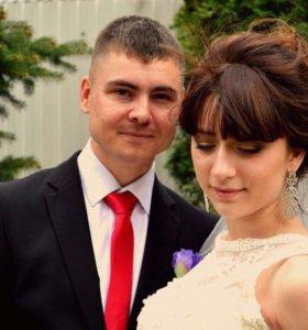 Прически для невест