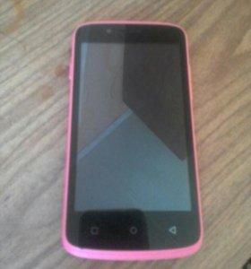 Смартфон DIGMA vox A10 3G