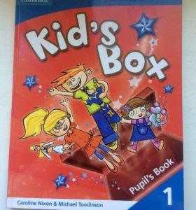 Kid's box 1,2,3,5