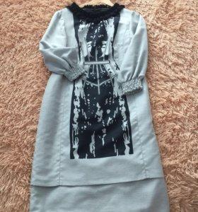 Платье дизайнерское ( новое)