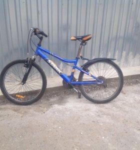 Велосипед Stark 24 рама алюмин