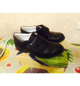 Ботинки новые школьные