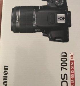 Canon,EOS 700D Kit