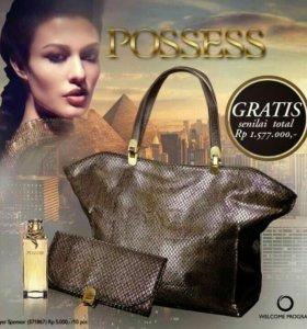 Новые сумка и потрясаюший клатч Possess Орифлейм