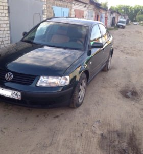 VW Passat B5 1997