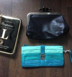 Клатчи-сумочки