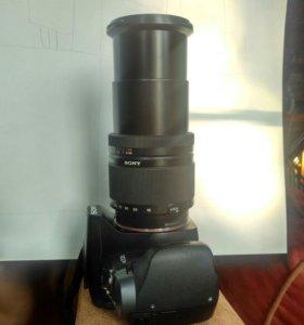 Объектив sony DT 18-250 mm
