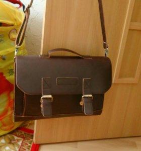 Мужской портфель (новый)