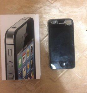 Айфон 4s 16г
