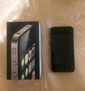 Айфон 4 на 16г